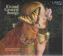 Eivind Groven (1901-1977): Lieder, CD