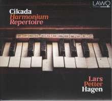 Lars Petter Hagen (geb. 1975): Harmonium Repertoire, CD