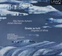 Nils Henrik Asheim (geb. 1960): Grader av hvitt, 2 CDs