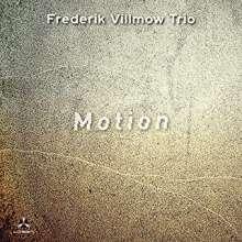 Frederik Villmow: Motion, CD