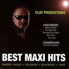 Best Of Maxi Hits, CD