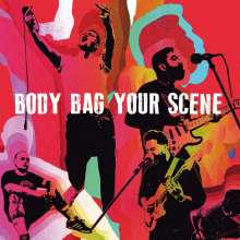 Riskee & The Ridicule: Body Bag Your Scene, LP