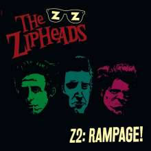 The Zipheads: Z2:Rampage! (180g) (Colored Vinyl), LP