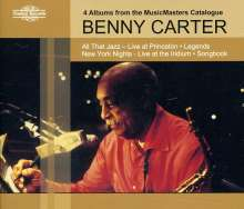 Benny Carter (1907-2003): All That Jazz, CD