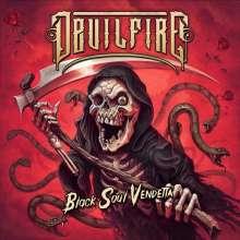 Devilfire: Black Soul Vendetta, CD
