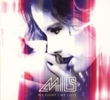 Mils: We Fight/We Love, CD