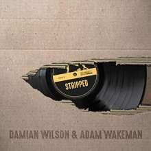 Damian Wilson & Adam Wakeman: Stripped, CD