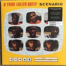"A Tribe Called Quest: Scenario, Single 7"""