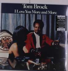 Tom Brock: I Love You More And More (Reissue), LP