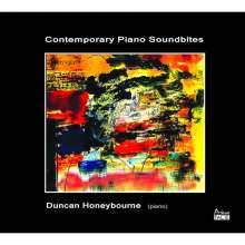 Duncan Honeybourne - Contemporary Piano Soundbites, CD