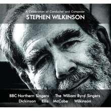 Stephen Wilkinson (geb. 1919): Chorwerke, CD