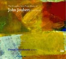 John Joubert (1927-2019): Klaviersonaten Nr.1-3, 2 CDs