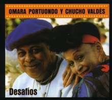 Omara Portuondo & Chucho Valdes: Desafios, CD