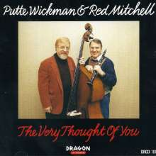 Red Mitchell & Putte Wickman: The Very Thought Of You, CD