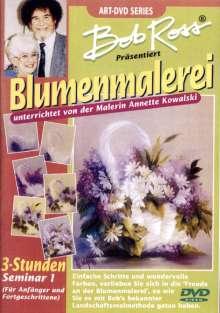 Bob Ross - Blumenmalerei, DVD
