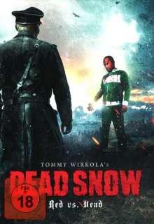 Dead Snow - Red vs. Dead (Blu-ray im Mediabook), Blu-ray Disc