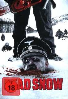 Dead Snow (Blu-ray im Mediabook), Blu-ray Disc