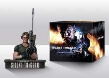 Silent Trigger (Blu-ray im Mediabook) (Büsten Edition), Blu-ray Disc