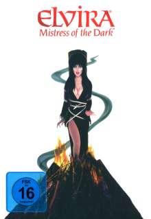 Elvira - Mistress of the Dark (Blu-ray & DVD im Mediabook), Blu-ray Disc