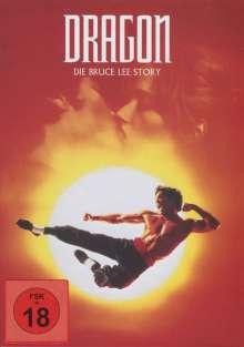Dragon - Die Bruce Lee Story (Blu-ray & DVD im Mediabook), 1 Blu-ray Disc und 1 DVD