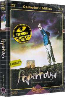 Paperhouse (Limited Collector's Edition) (Blu-ray & DVD im Mediabook), 2 Blu-ray Discs