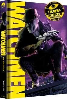 Watchmen - Die Wächter (Ultimate Cut) (Blu-ray & DVD im Mediabook), 4 Blu-ray Discs