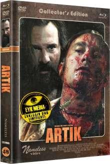Artik (Blu-ray & DVD im Mediabook), 1 Blu-ray Disc und 1 DVD