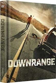 Downrange (Blu-ray & DVD im Mediabook), Blu-ray Disc
