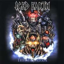 Iced Earth: Tribute To The Gods, CD