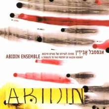Abidin Ensemble: A Tribute To The Poetry, CD