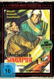 Menschenraub in Singapur, DVD