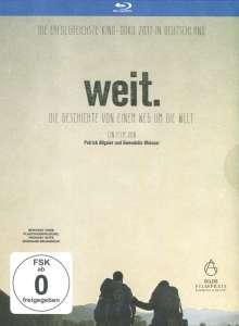 Weit. Die Geschichte von einem Weg um die Welt (Blu-ray), Blu-ray Disc