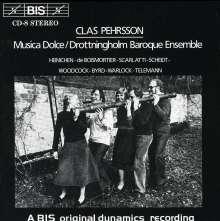 Konzerte für Altblockflöten, CD