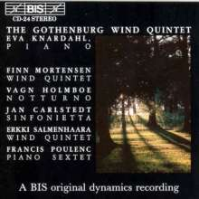 Gothenburg Wind Quintet, CD