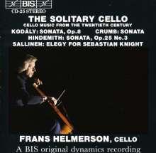 Frans Helmerson,Cello solo, CD