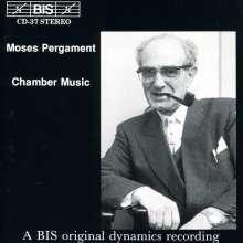 Moses Pergament (1893-1977): Kammermusik, CD