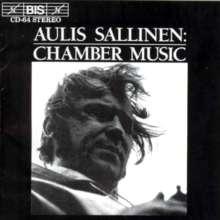 Aulis Sallinen (geb. 1935): Kammermusiken Nr.1 & 2 (opp.38 & 41), CD