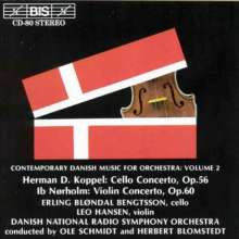 Herman David Koppel (1908-1998): Cellokonzert op.56, CD
