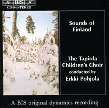 Tapiola Children's Choir, CD