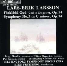 Lars-Erik Larsson (1908-1986): Symphonie Nr.3, CD