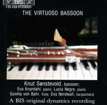 Das virtuose Fagott, CD