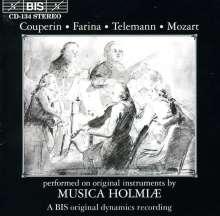 Musica Holmiae, CD