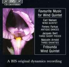 Frösunda Wind Quintet, CD