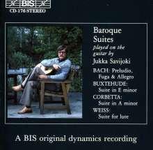 Jukka Savijoki - Barocke Suiten, CD