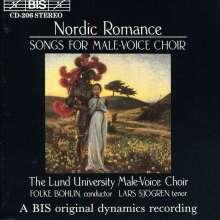 Nordic Romance - Lieder für Männerchor, CD