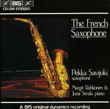 Französische Musik für Saxophon & Klavier, CD