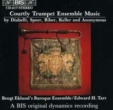 Bengt Eklund's Baroque Ensemble, CD