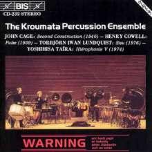 Musik für Schlagzeug, CD