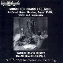Swedish Brass Quintet, CD