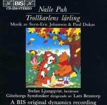 Sven-Eric Johanson (geb. 1919): Winnie the Pooh, CD